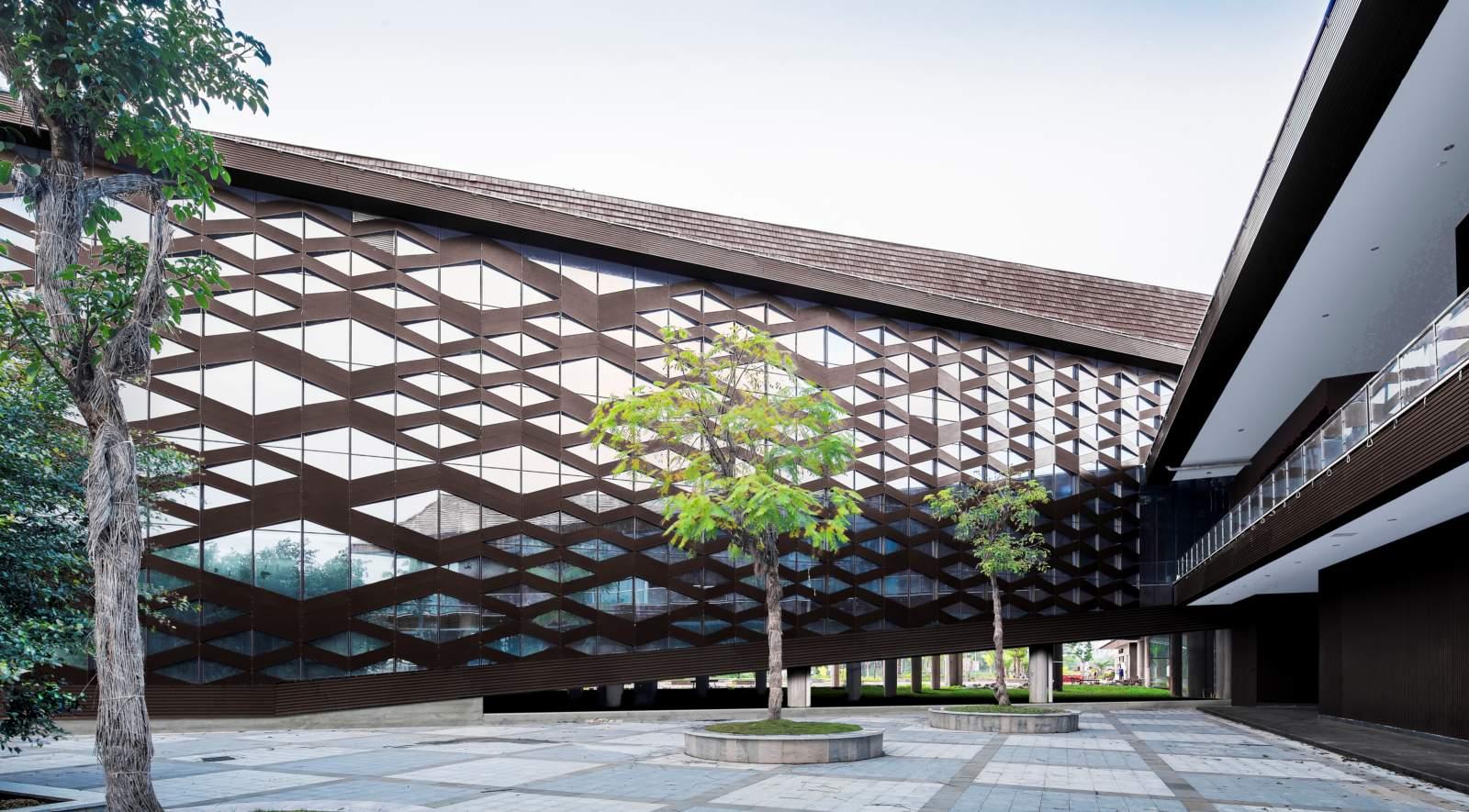 Xinglong Visitor Center