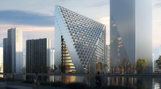Xinhu Hangzhou Prism