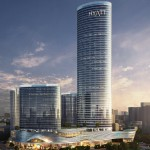 Xuzhou Suning Plaza by Benoy celebrates Topping Out