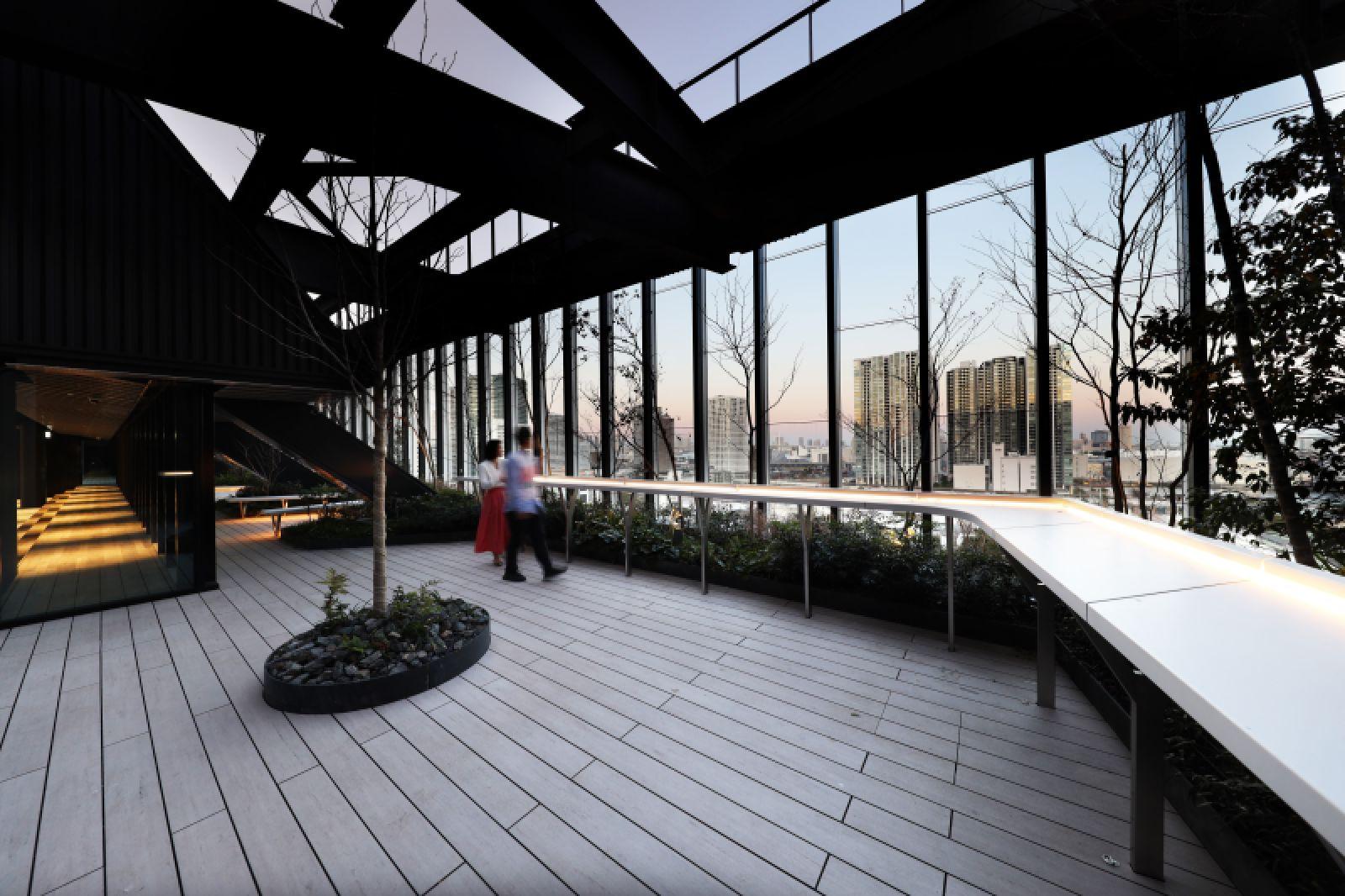 Yamato Konan Building