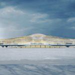 Yantai International Airport Terminal 2 by Aedas