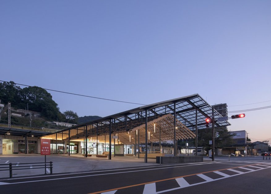 Yugawara Station Square