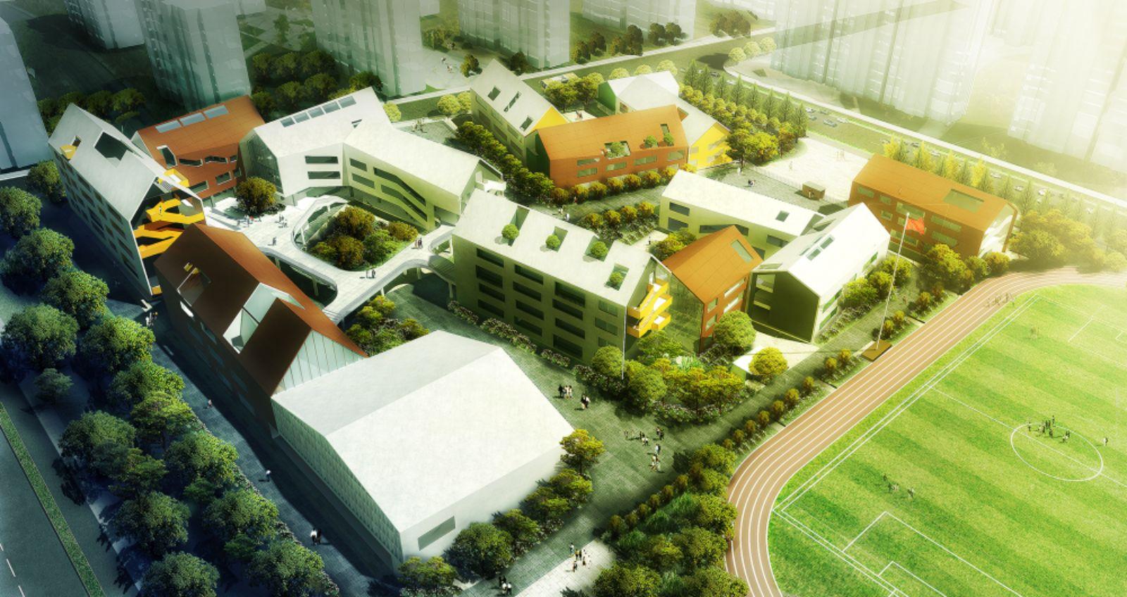 Yuhang NO.2 School