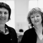 Yvonne Farrell and Shelley McNamara curators of Biennale Architettura 2018
