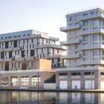 ZAC du Port Housing by AZC + SPLAAR