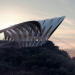 'ZHA: Unbuilt' exhibition at the Prague Experimental Architecture Biennial
