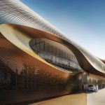 Zaha Hadid Architects to build the Urban Heritage Administration Centre Diriyah