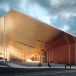 Zaha Hadid Architects wins competition for Sverdlovsk Philharmonic Concert Hall