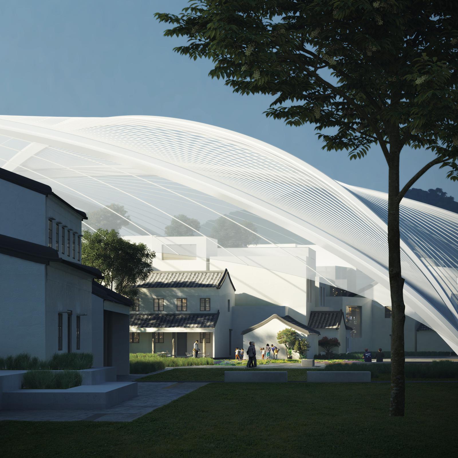 Zhuhai Cultural Arts Center