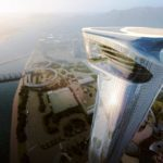 Zhuhai Hengqin Headquarters Complex Phase II by Aedas