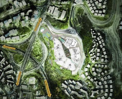 Zorlu Center By Emre Arolat Architects A As Architecture