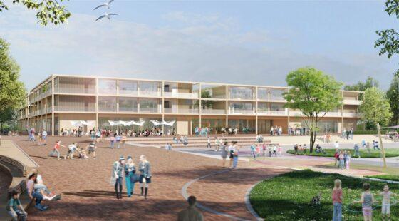Glashütte school campus