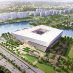 gmp wins competition for new Suzhou Library