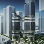 iCarbonX Towers Shenzhen by GROUPGSA
