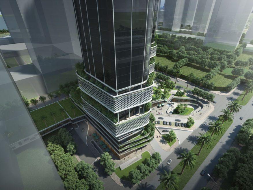 iCarbonX Towers