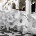 nonLin/Lin by MARC FORNES THEVERYMANY at the Bruges Triennale